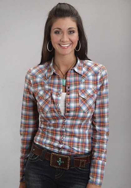 Sexy plaid shirts