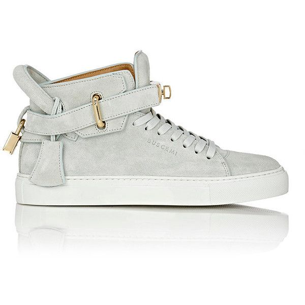 Buscemi Suede High-Top Sneakers outlet excellent eK9j5ll5