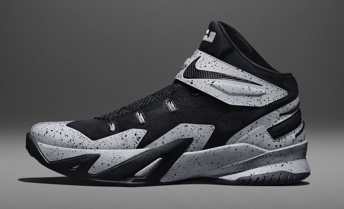 Nike LeBron Soldier 8 FlyEase silhouette, an easy-entry footwear system  designed by Tobie Hatfield to help athletes of all abilities and ages  perform better