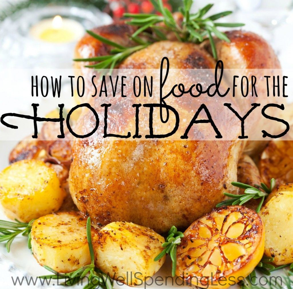 Save On Food For The Holidays