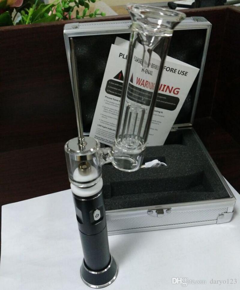 Lastest Wax Vaporizer Portable Dabbing Enail Dab Pen H Enail
