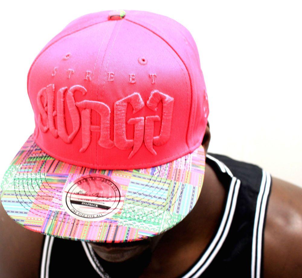 mens /& ladies street SWAG pink snapback caps aztec flat peak baseball hats