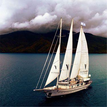 Johnnie Walker Voyager Yacht