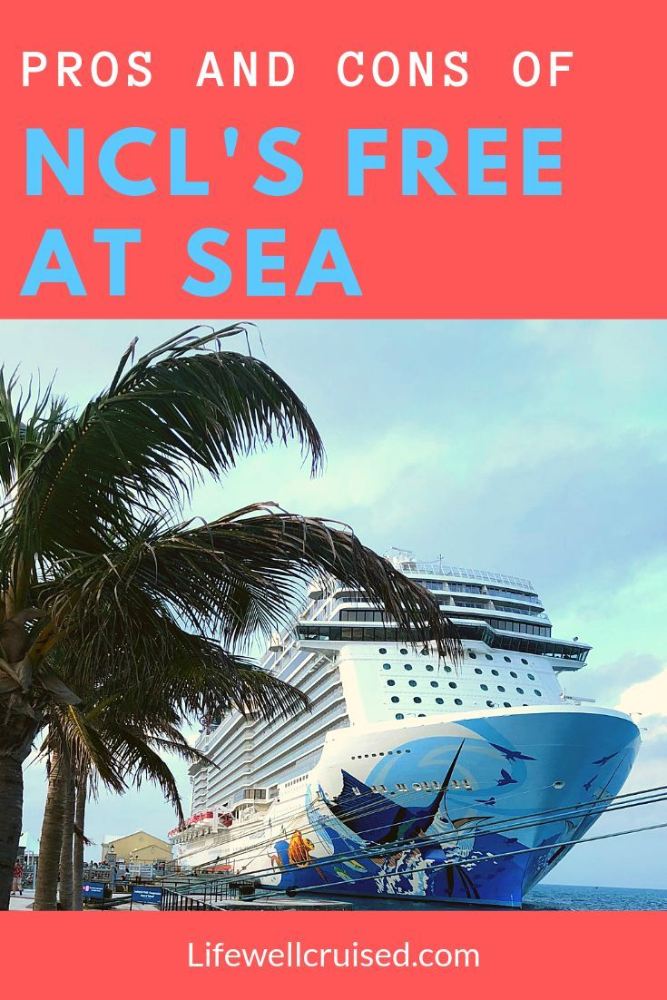 What You Need to Know About Norwegian Cruise Line's Perks | Travel