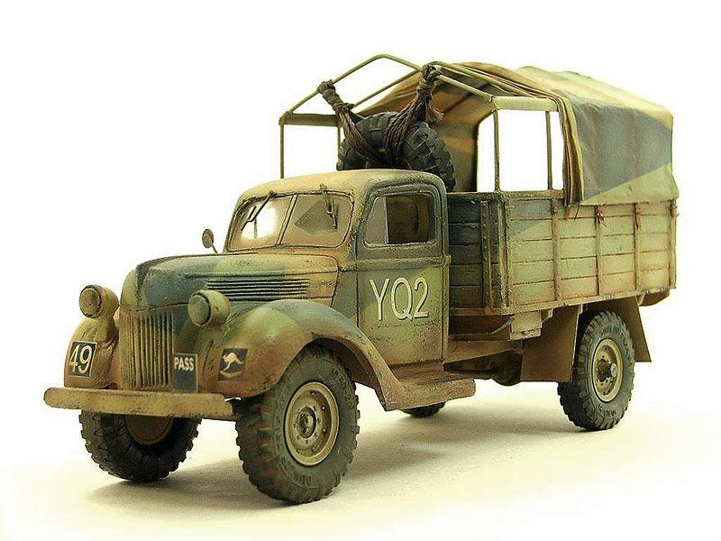 TRACK-LINK / Gallery / Ford V3000