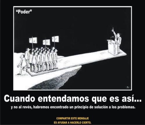 El poder del pueblo