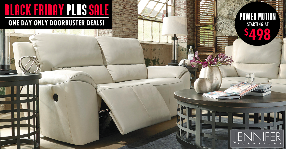 Jennifer Furniture Incredible Black Friday Sale is Going on Now
