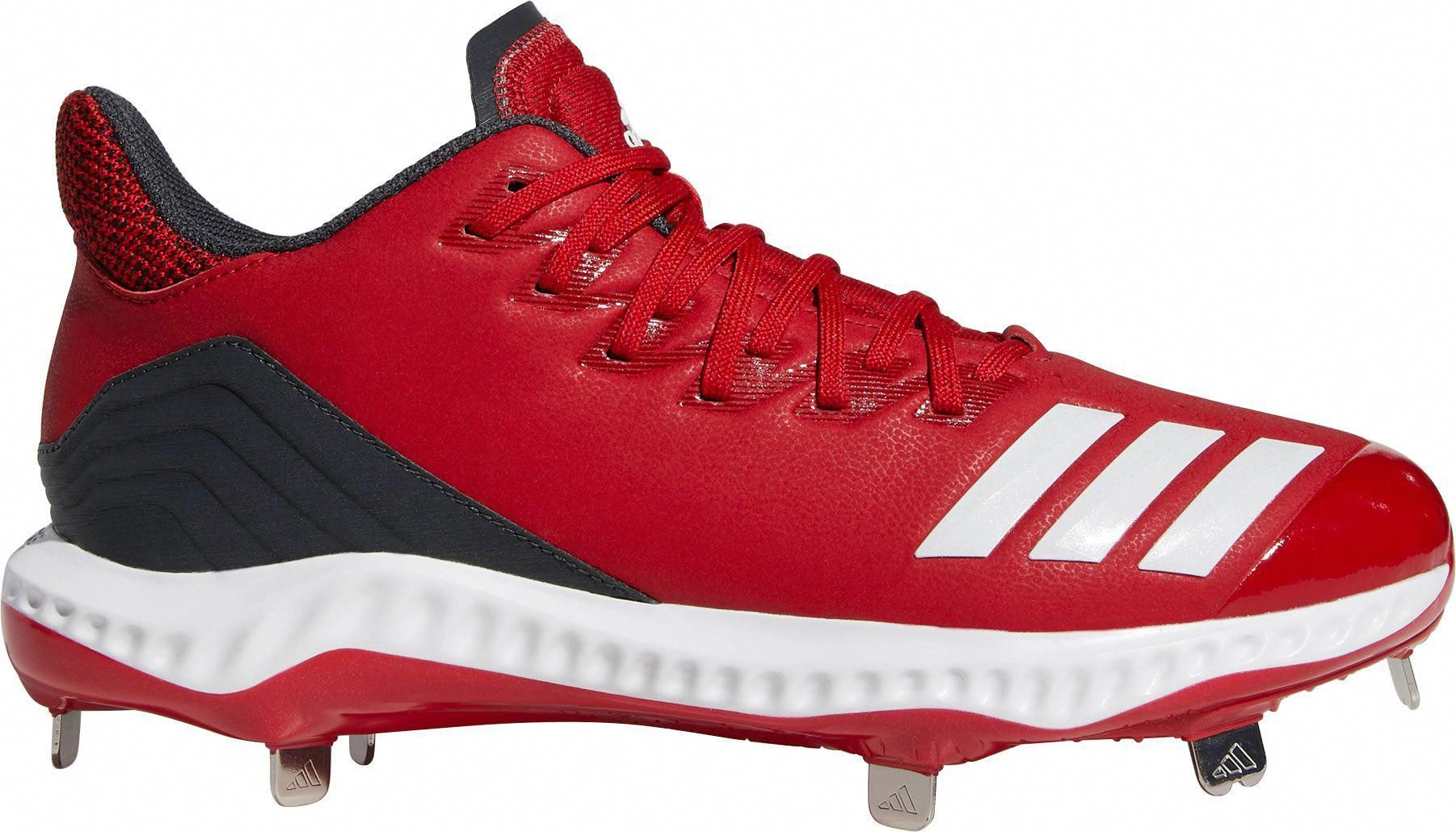 dc543d8f3d2ab adidas Men s Icon Bounce Metal Baseball Cleats