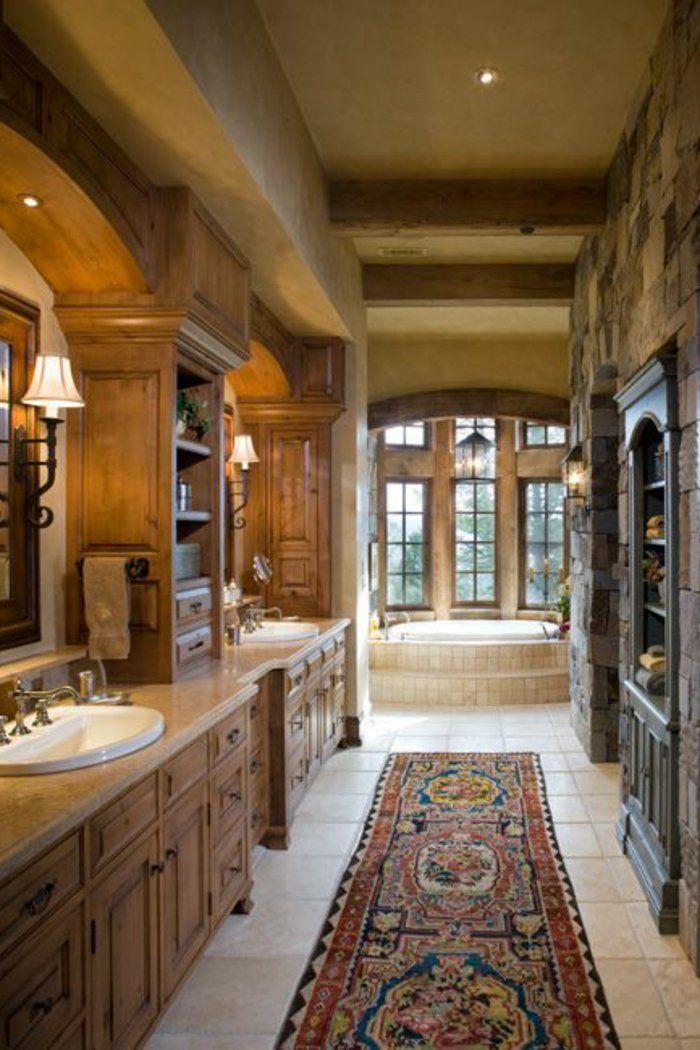 On vous présente le tapis de salle de bain en 45 images! Pinterest