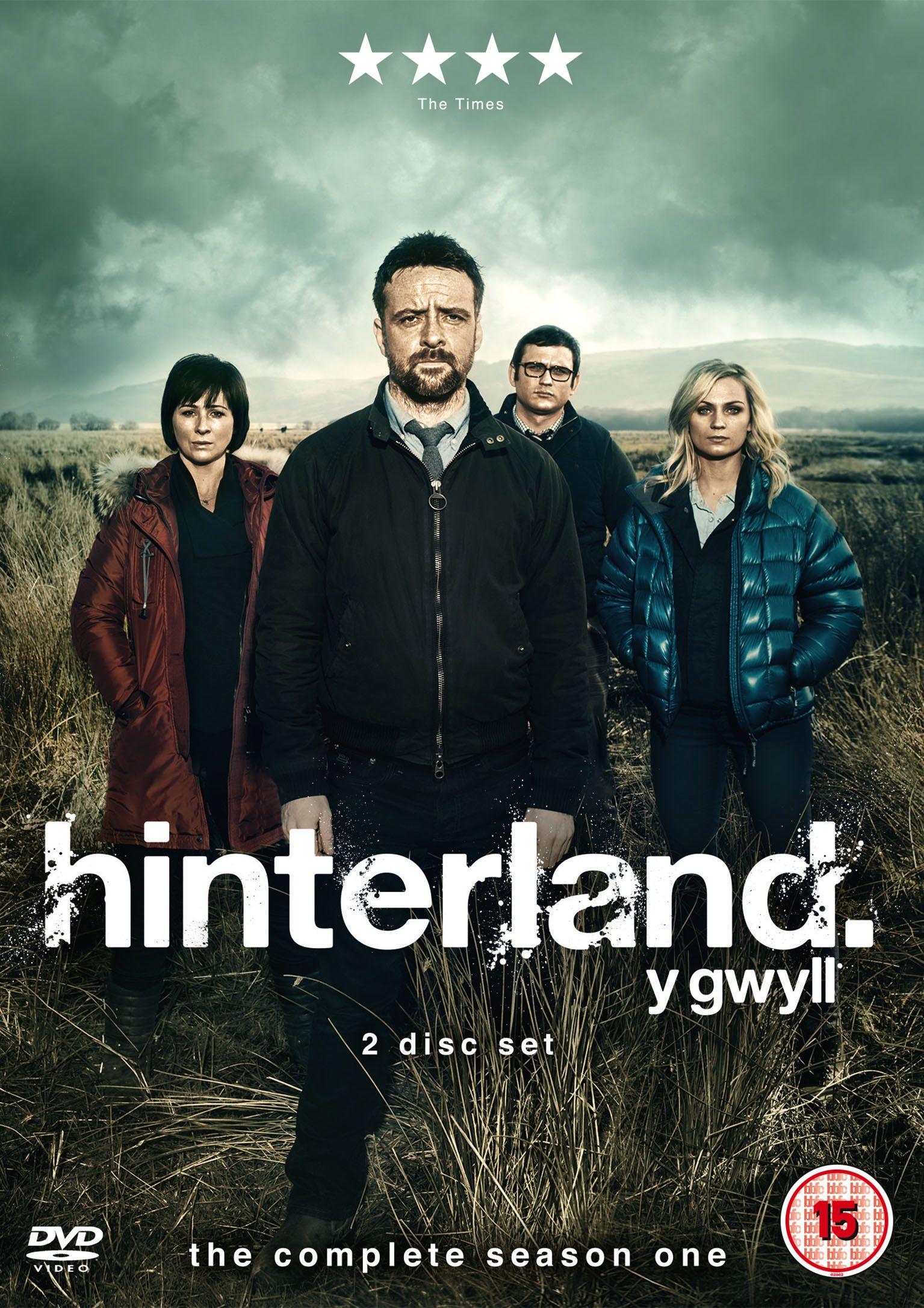 Hinterland / Y Gwyll (2013 - present) #tvseries #bbc #crime