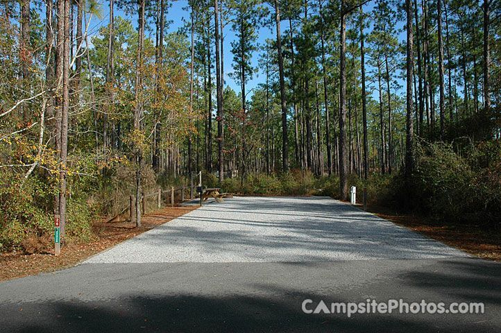 full hook up campsites in florida