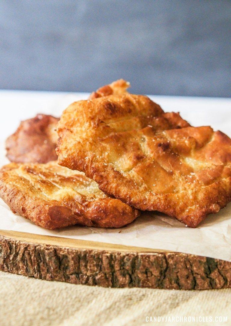 Easy two ingredient fry bread recipe fry bread bread