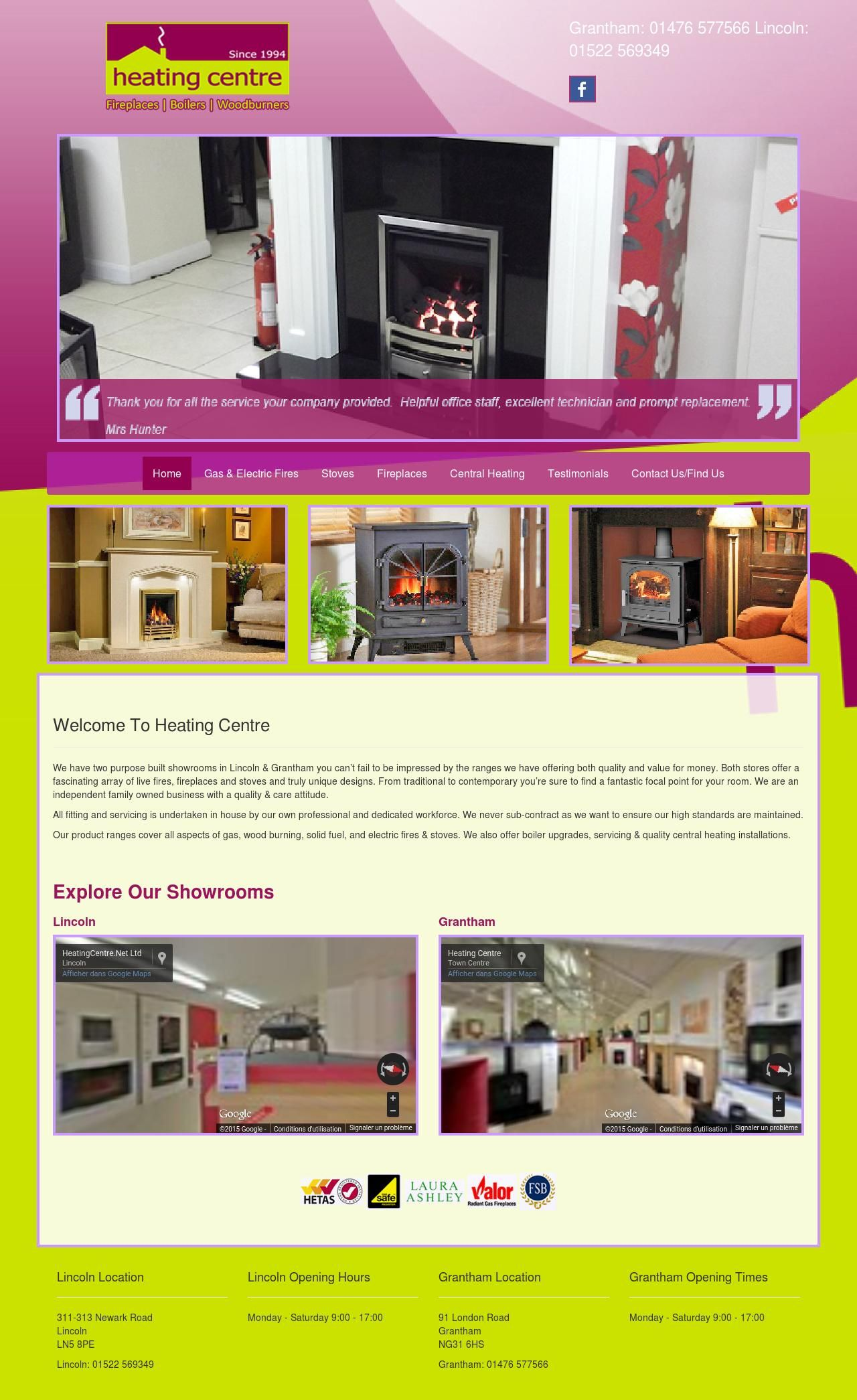 Heating Centre Retail Website Retail Website Inspiration Retail Websites Retail Website