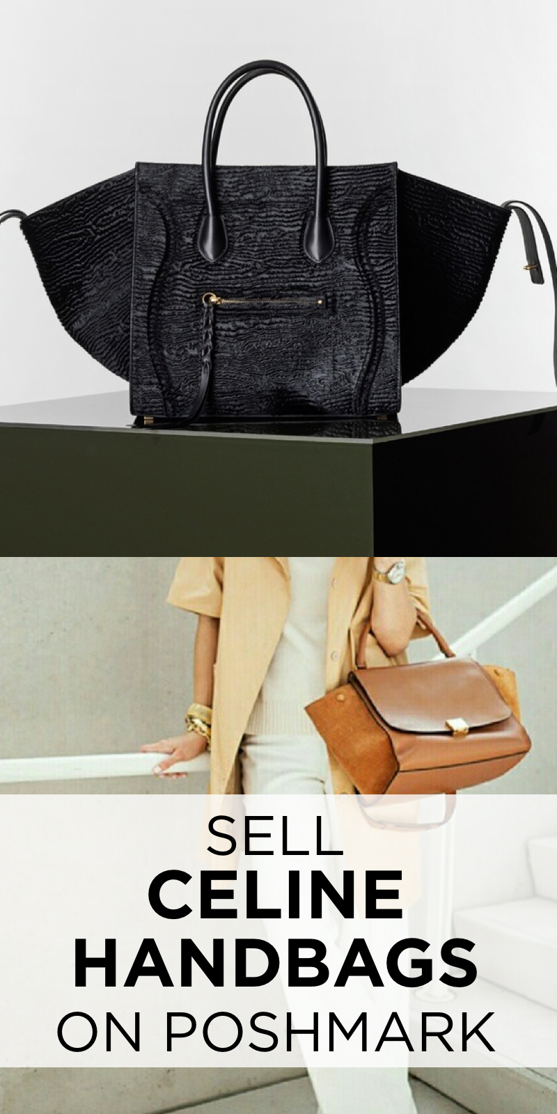 List an Item or Make an Offer! Buy and Sell CELINE handbags at Poshmark! Install for FREE now! Shipping is also fast and easy for sellers and buyers!