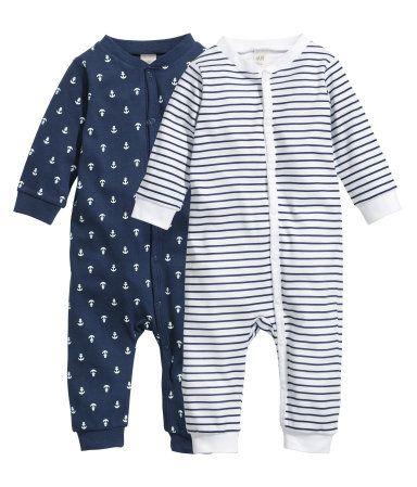 703370a6b279 H M 2-pack  Pyjamas