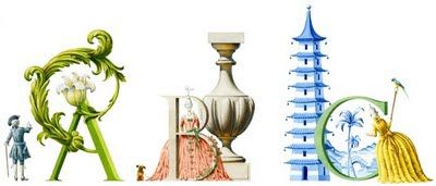 The Architectural Alphabet @ Architectural Watercolors