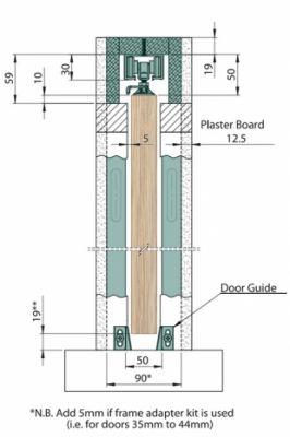 53 Ideas Pocket Door Detail Pocket Doors Sliding Door Design Sliding Glass Door