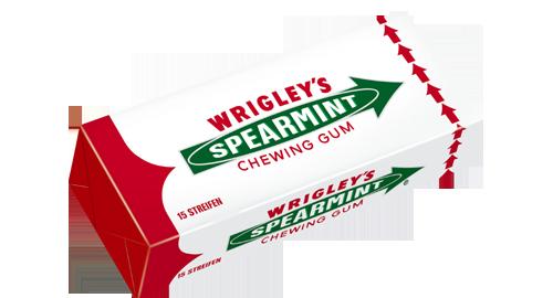 Wrigley.de - Wrigley's Spearmint - Häufige Fragen zur Marke