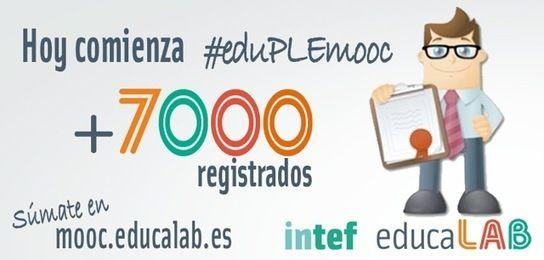 Mejora tu Competencia Digital y Desarrollo Profesional Docente con #eduPLEmooc
