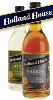 Save 50� on Holland House Cooking Wine
