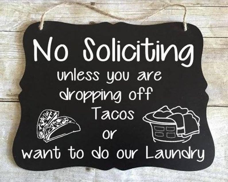 No Solicitation Sign, No Soliciting Sign, Please Go Away Sign, Funny No Soliciting, Taco No Soliciting Sign, Housewarming gift, Go Away Sign #nosolicitingsignfunny No Solicitation Sign No Soliciting Sign Please Go Away Sign | Etsy #nosolicitingsignfunny No Solicitation Sign, No Soliciting Sign, Please Go Away Sign, Funny No Soliciting, Taco No Soliciting Sign, Housewarming gift, Go Away Sign #nosolicitingsignfunny No Solicitation Sign No Soliciting Sign Please Go Away Sign | Etsy #nosolicitingsignfunny