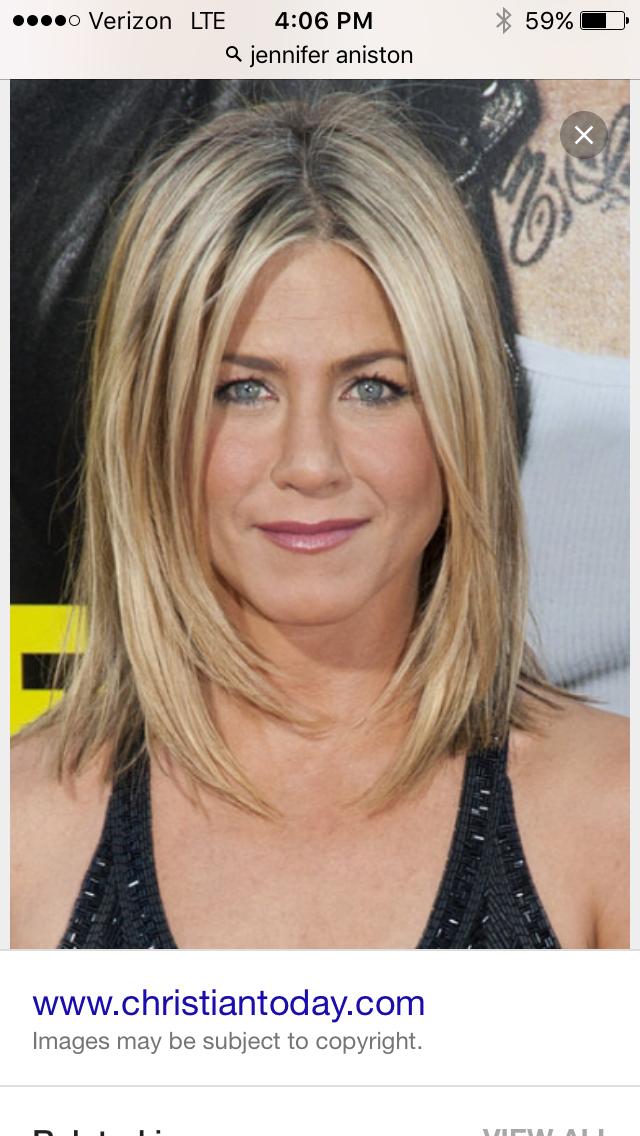Pin By Alison Griffin On Hair Styles Pinterest Jennifer Aniston