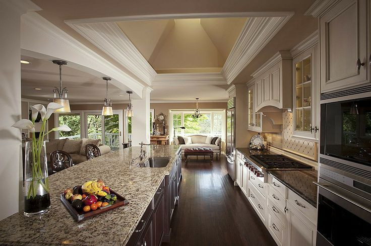Galley Kitchen Remodel Remove Wall kitchen remodel removing load bearing wall | kitchen remodel