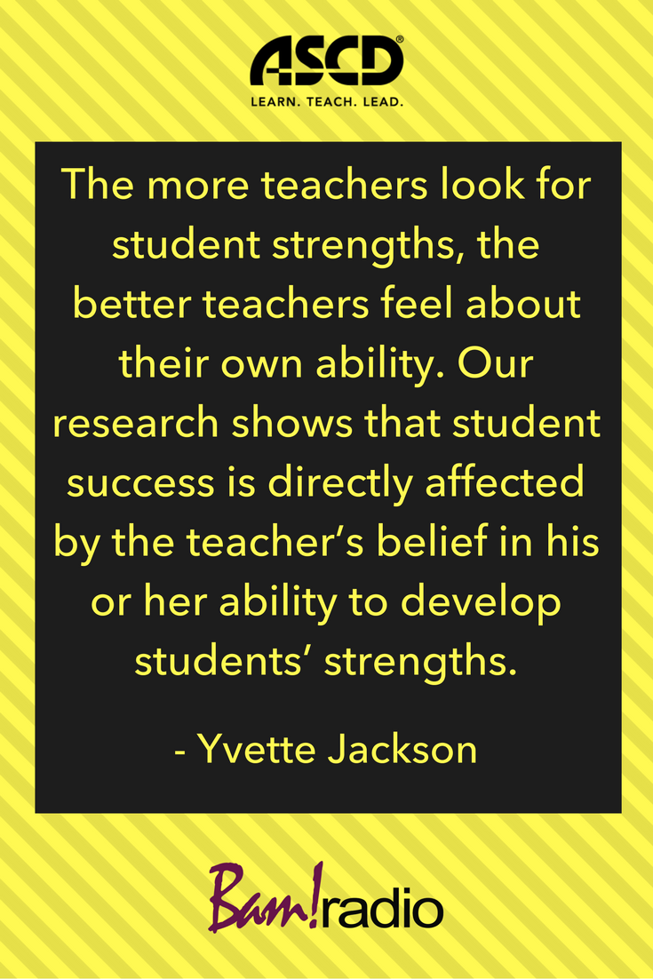 make sure you focus on students strengths more than their make sure you focus on students strengths more than their weaknesses learn why this