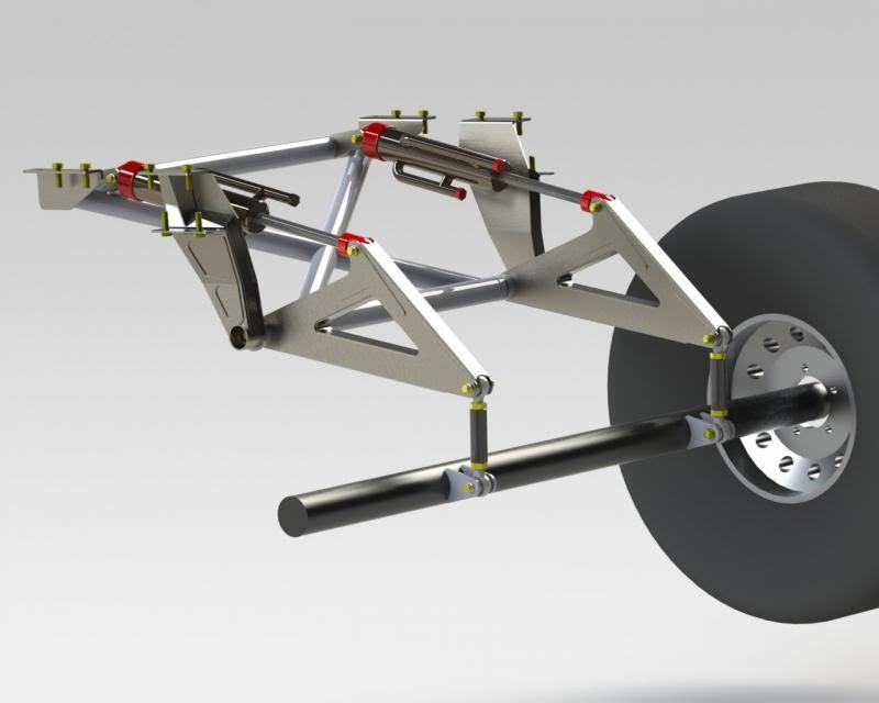 Cantilever Suspension Project Cantilever Suspension Tube