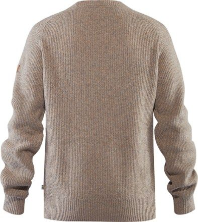 Photo of Fjallraven Greenland Re-Wool Crew-Neck Sweater – Men's | REI Co-op