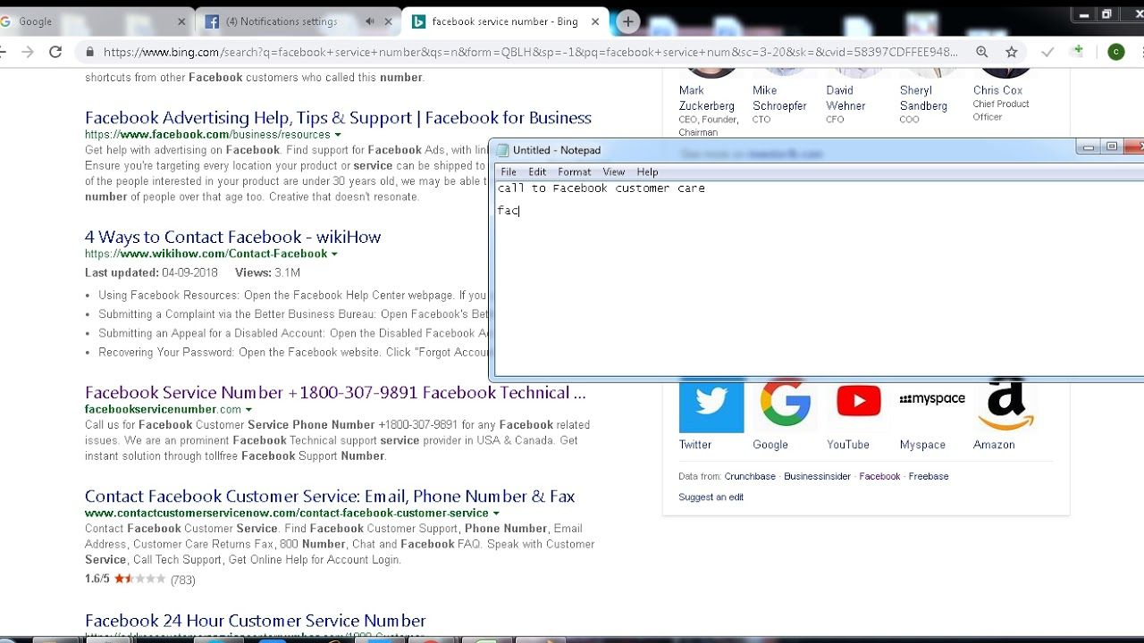 how to fix facebook error sorry something went wrong sorry something