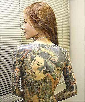 Japanese Yakuza Tattoo Wallpapers Photograpy Yakuza Tattoos