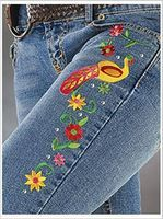 How To Remove An Iron On Patch Ehow Com Mending Clothes Iron On Applique Iron On Patches
