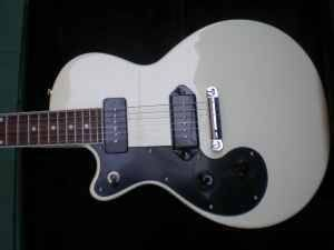 agile left handed lp jr electric guitar TODAY ONLY - $100