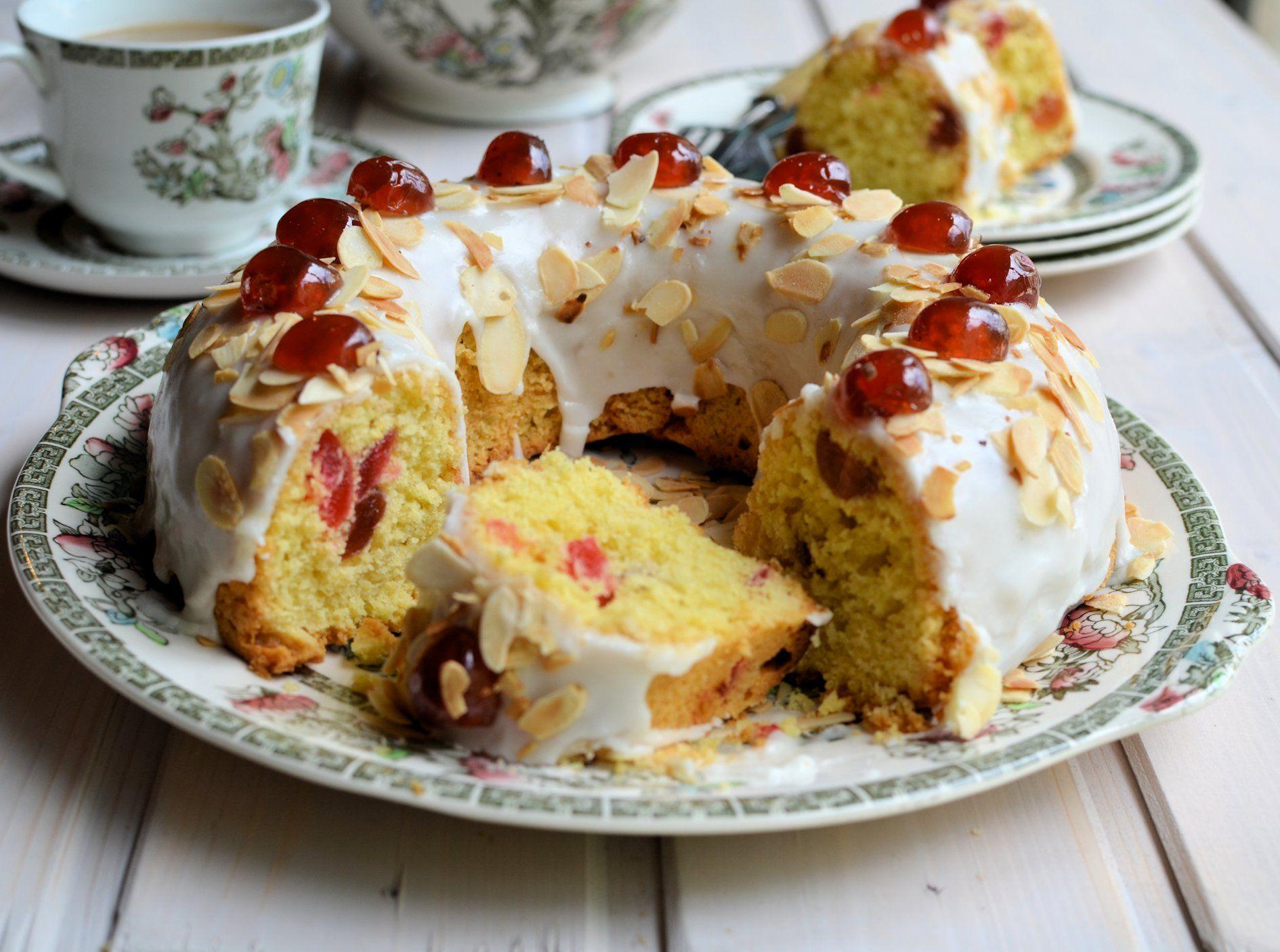 Mary Berry Cherry Cake Recipe Mary Berry Cherry Cake British