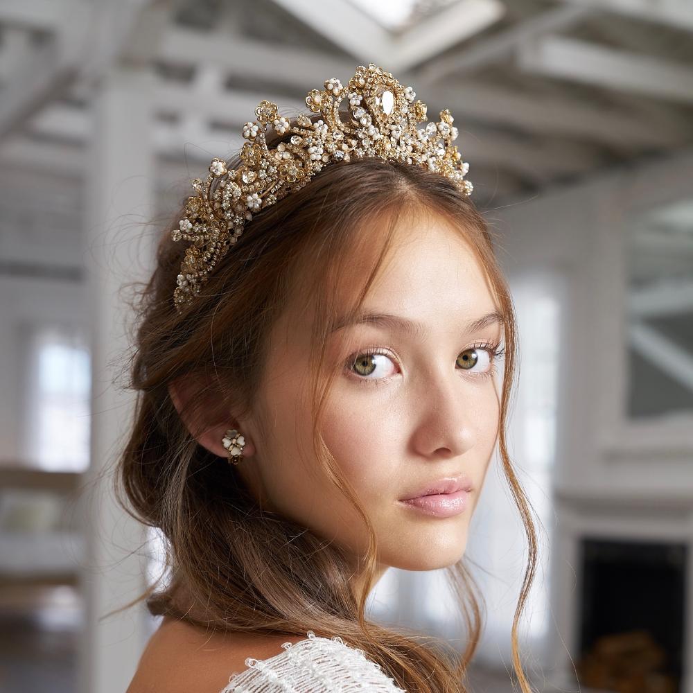 Alessandra Crown - Maria Elena Headpieces & Accessories