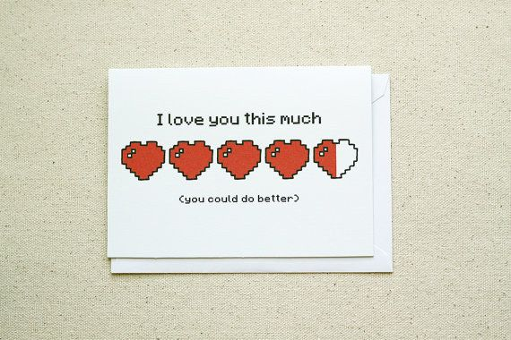 21 Flawlessly Romantic Gifts For Sarcastic People | Gift, Cards ...