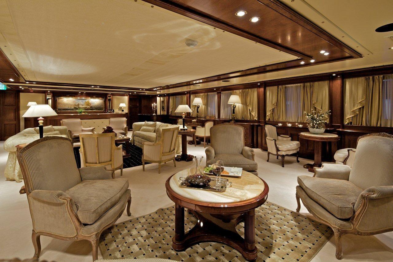Private Mega Luxury Yachts Interiors Mega Yacht Luxury Bar