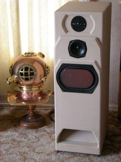 transmission line loudspeaker with kef b 139 tl. Black Bedroom Furniture Sets. Home Design Ideas
