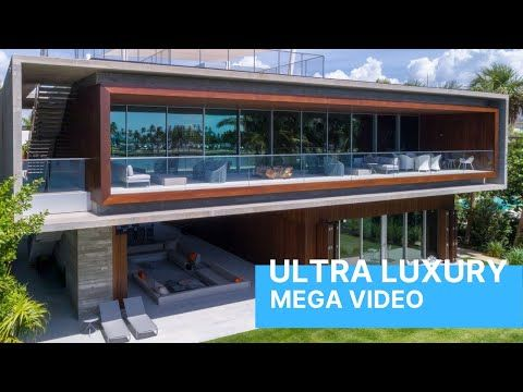 LUXURY MEGA VIDEO: 45 MINUTES OF ULTRA LUXURY MANSIONS AND EXOTIC CARS - YouTube #exoticcars