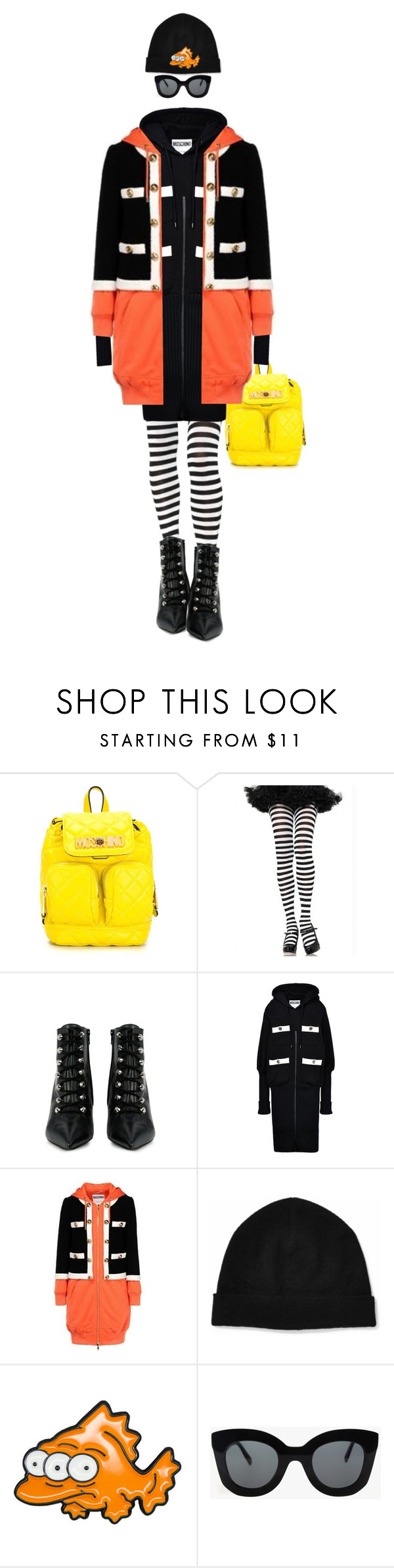 """""""Third Eye"""" by kathyaalrust ❤ liked on Polyvore featuring Moschino, Balenciaga, Equipment and CÉLINE"""