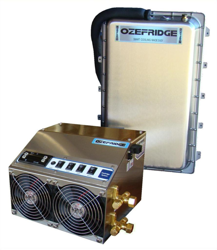 Ozefridge 12 Volt Eutectic Refrigeration Graphic Card Electronic Products Make It Simple