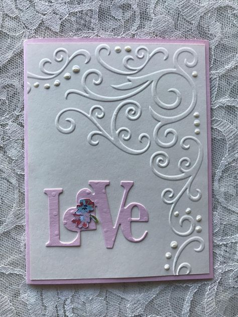 Greeting cards handmade Set of 2 love cards love notes | Etsy