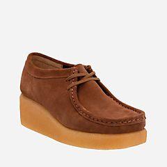 cbf490598cd6 Peggy Bee Black Suede - Originals Womens Shoes - Clarks® Shoes Official Site