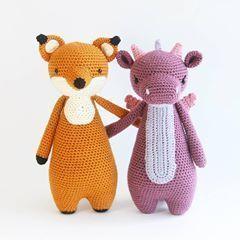Little Bear Crochets auf Instagram: