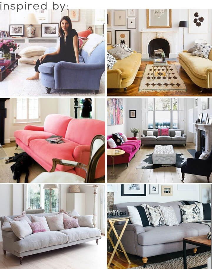 ginny macdonald living room inspiration | vintage hotel home