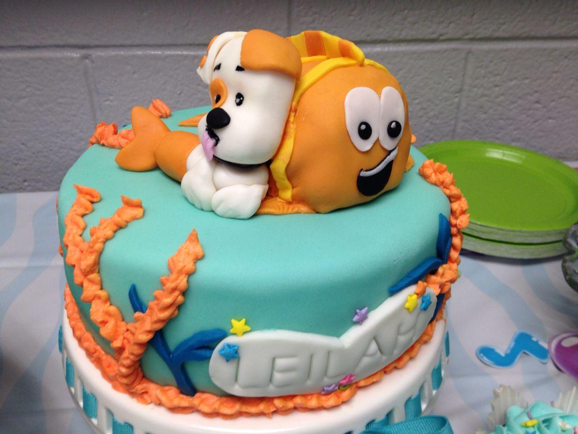 Leilah's birthday cake