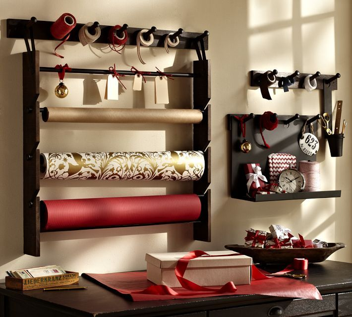I Would Have Loved A Gift Wrapping Station In My House