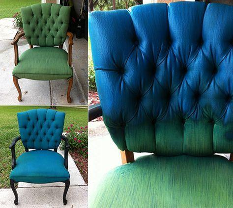 interessante m bel streichen ideen einfach sch ne idee pinterest moebel streichen sessel. Black Bedroom Furniture Sets. Home Design Ideas