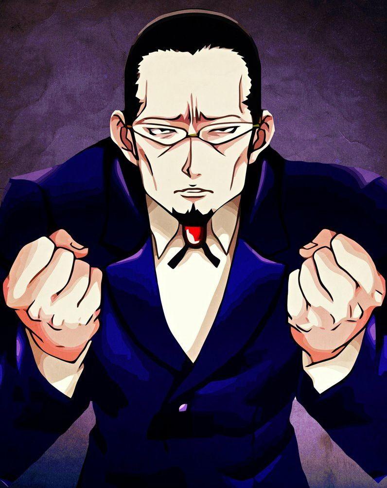 Hxh Gotoh : gotoh, Which, Hand?', Gotoh, Hunter, Hunter,, Anime,